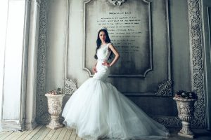 Simple guide to wedding dress styles