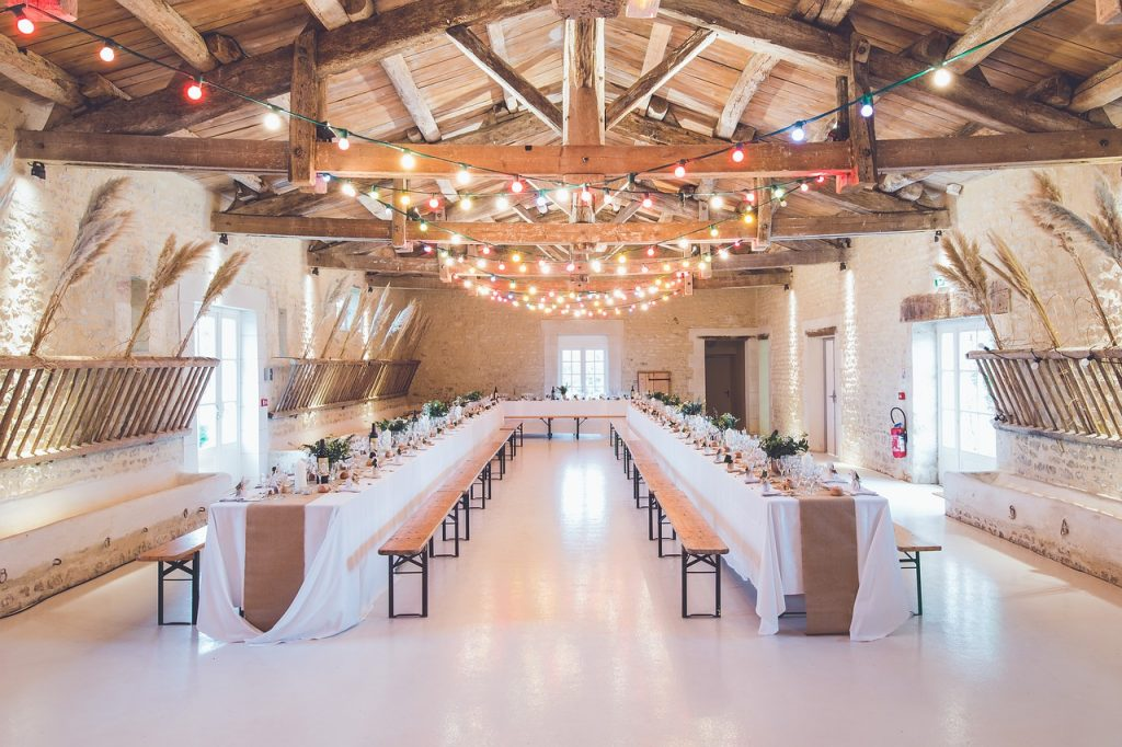 How To Find The Ideal Wedding Venue