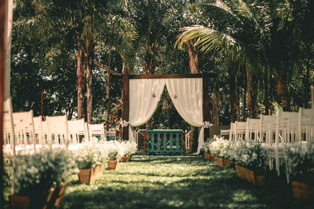 Alternative Wedding Venue Ideas